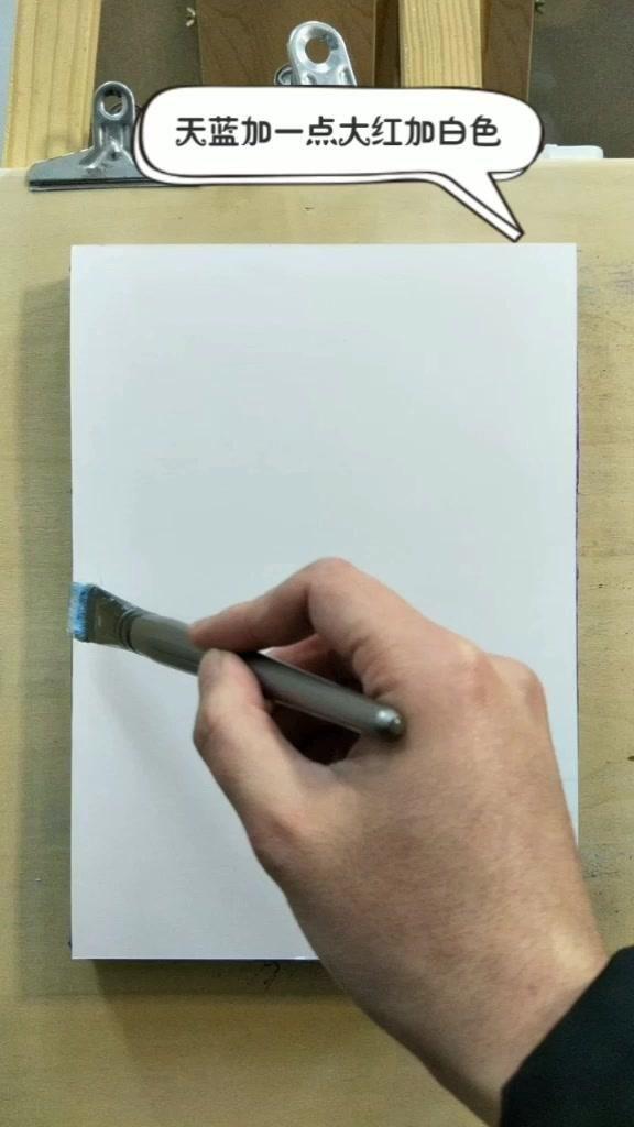 Tiktok Life Hacks For School Acrylic Painting Techniques