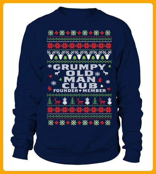grumpy old man club christmas jumper ostern shirts. Black Bedroom Furniture Sets. Home Design Ideas