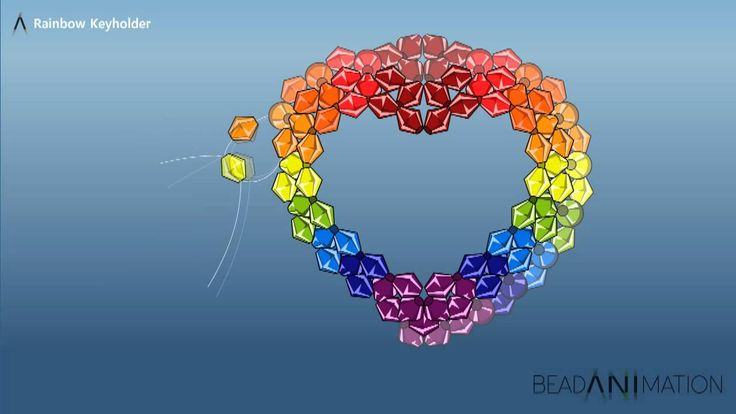 RainbowKeyholder