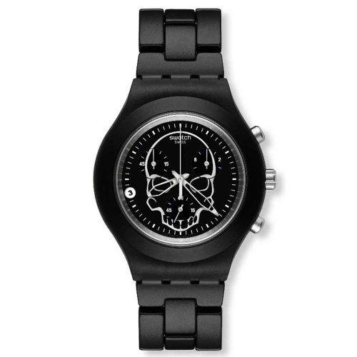 best - Swatch Full-Blooded Black Skull Men's watch #SVCF4001AG Swatch http://www.amazon.com/dp/B005J6376O/ref=cm_sw_r_pi_dp_TPONtb1BA3MF2XZX