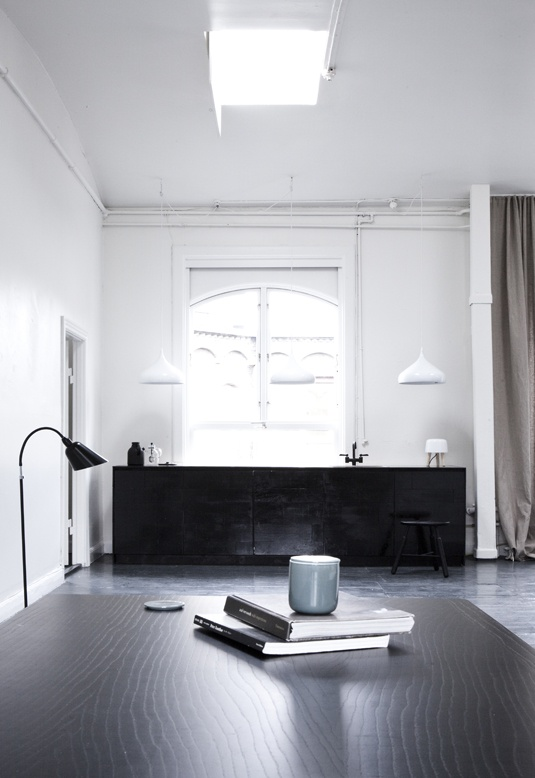 : Interior Design, Car Girls, Inspiration, Norm Architects, Living Room, Black White, Girl Style, Kitchen, Architecture