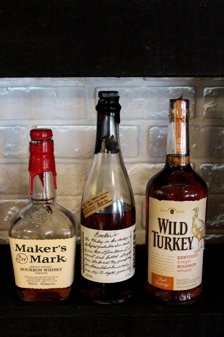 Tomi's Top Shelf Bourbons