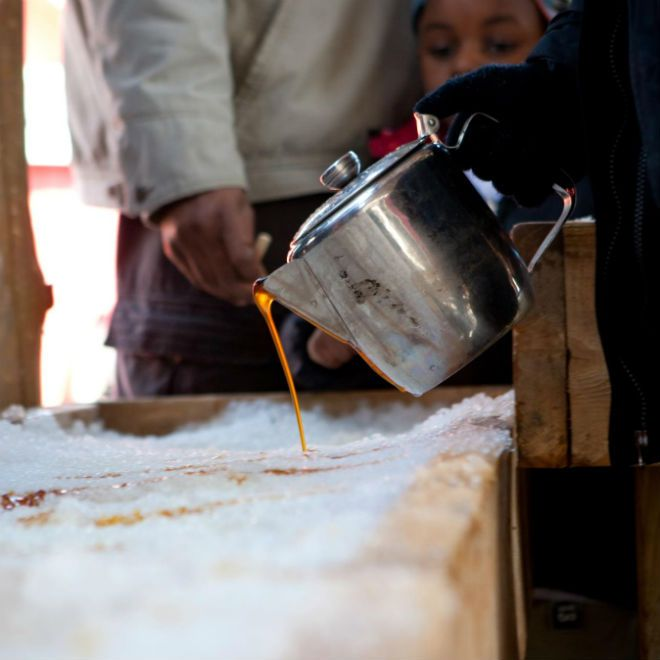 List of Maple Syrup Festivals
