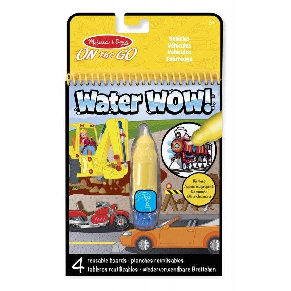 Water Wow!  Vozidla - 3TL s.r.o.
