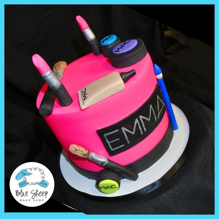 How To Make A Birthday Cake With Fondant