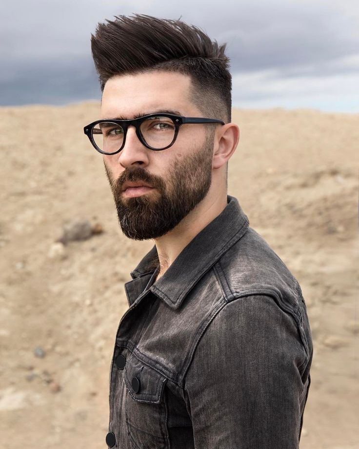 Best 25 Haircuts With Beards Ideas On Pinterest: Best 25+ Mens Hairstyles With Beard Ideas On Pinterest