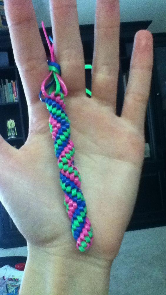 6 string lanyards (3 strings in half) | DIY & Crafts | Pinterest ...