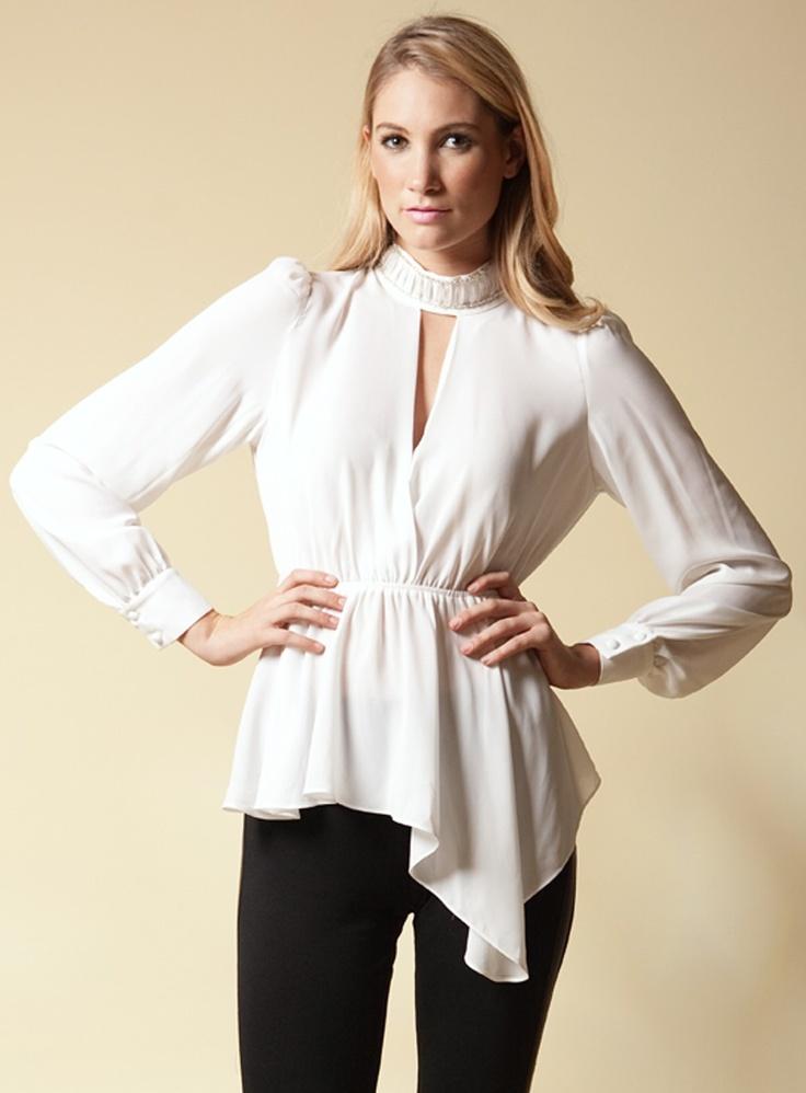 Elliatt High Tea Top - Gosh Celebrity Fashion Online