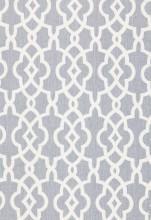 Summer Palace Fret Wisteria Fabric I LynnChalk.com