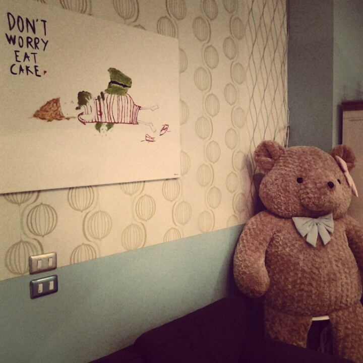 Don't Worry Eat Cake ♡