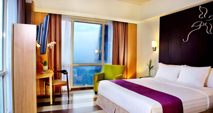 Get 15% discount during February 2015.  Price start from Rp 746,300net include :   breakfast, free wifi, access to fitness center & swimming pool & free drop off/pick-up to Serpong Shopping Center.  For more info please call 021-29215999 or visit our website :   http://goo.gl/Bw31wT