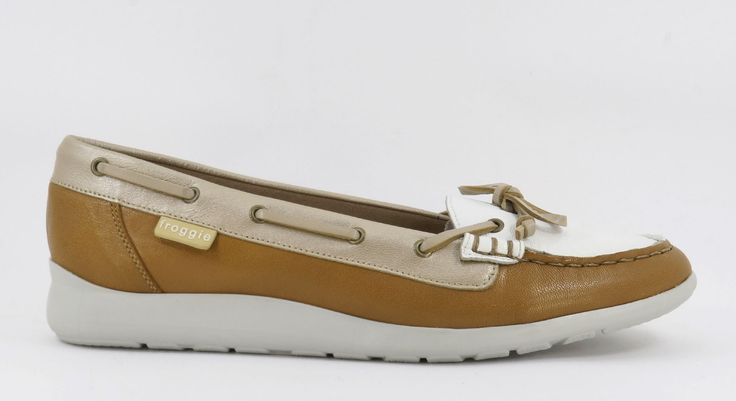 Froggie Genuine Leather Yacht Tan Multi Loafer. R 1'099. Handcrafted in Durban, South Africa. Code: 10995.603.650 See online shopping for sizes. Shop for Froggie online https://www.thewhatnotshoes.co.za/ Free delivery within South Africa.