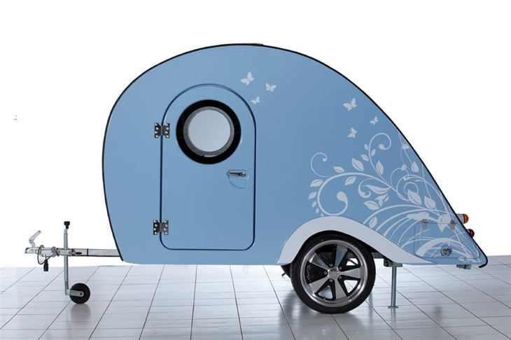 The 73 best Teardrop campers images on Pinterest | Camp trailers ...