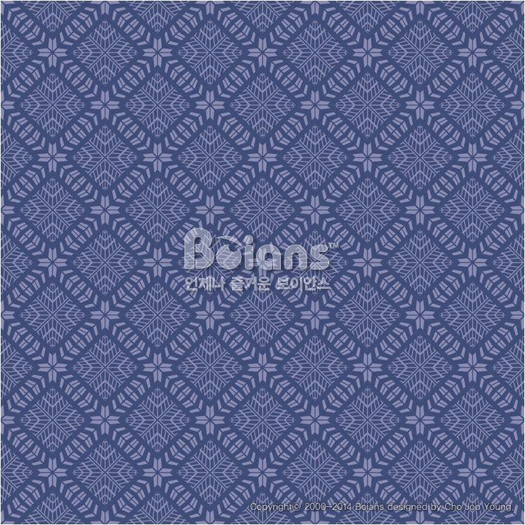 파란색 기하학 문양. 한국 전통문양 패턴디자인 시리즈. (BPTD020105) Blue Colors Geometry Pattern. Korean traditional Pattern Design Series. Copyrightⓒ2000-2014 Boians.com designed by Cho Joo Young.
