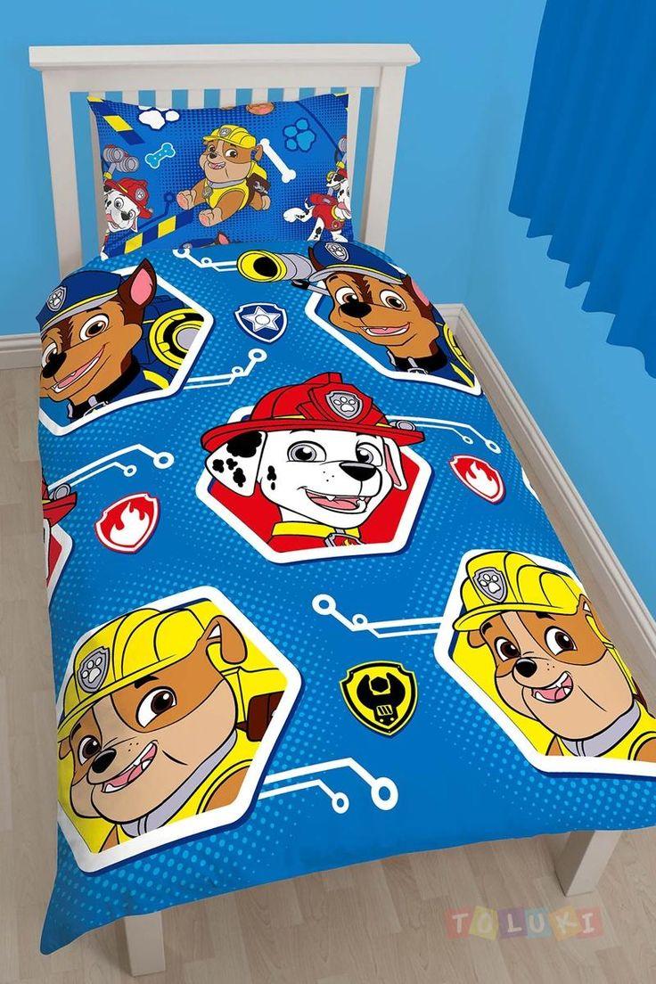 Les 61 meilleures images du tableau pat 39 patrouille v tements jouets objets sur - Parure lit pat patrouille ...