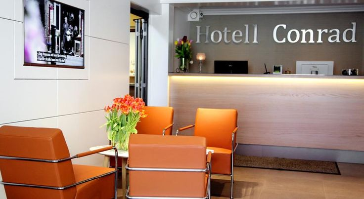 Hotell Conrad - Sweden Hotels Karlskrona Hotell Conrad is 500 metres from Karlskrona Central Station, Fiskartorget Square and Karlskrona Harbour. It offers an indoor pool, free Wi-Fi access and modern rooms with a flat-screen TV.