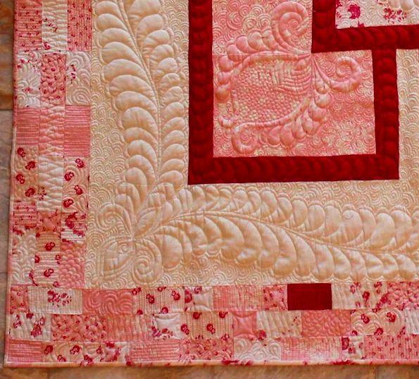 235 best Quilts-border/binding images on Pinterest | Molde ... : machine quilting blogs - Adamdwight.com