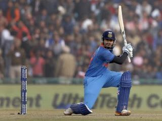 FCC for Cricket News: Shreyas Iyer says fighting for slot in Indian midd...