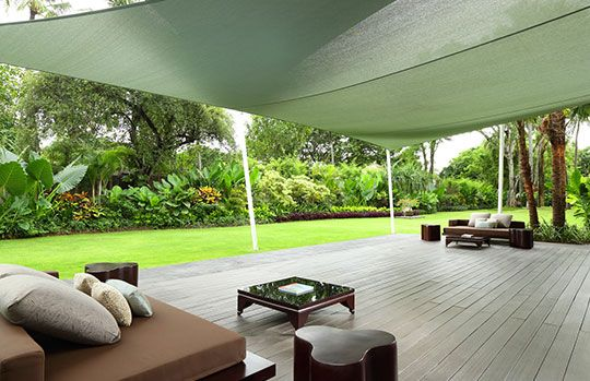 We loved the yoga classes here at the Westin Nusa Dua.