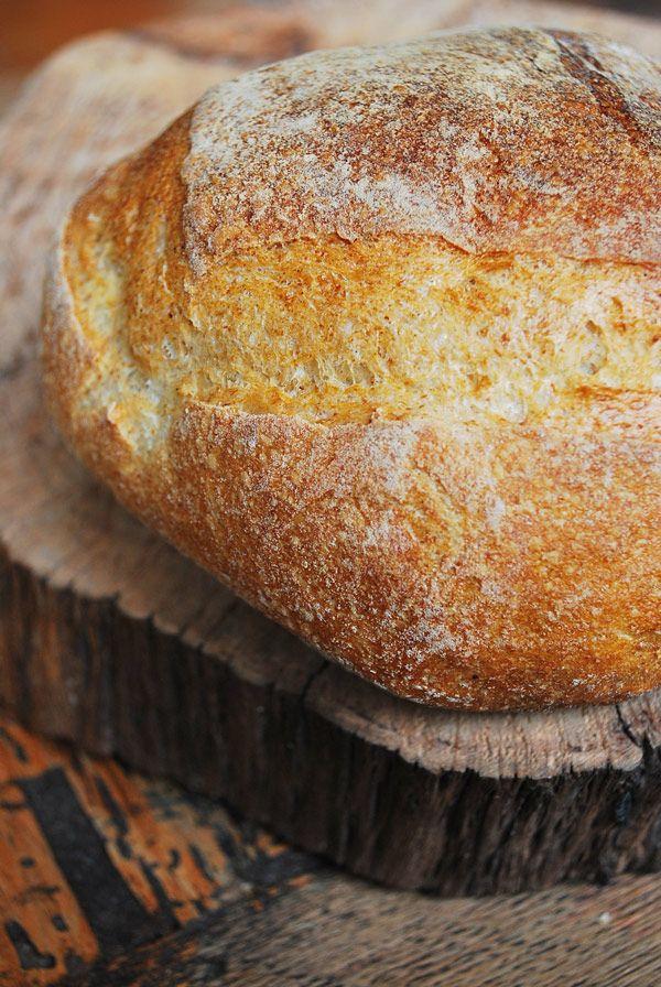 Masa madre para hacer el clásico sourdough, un pan de costra dura y esponjoso por dentro. Con esta receta podrán tener masa madre siempre a su alcance.