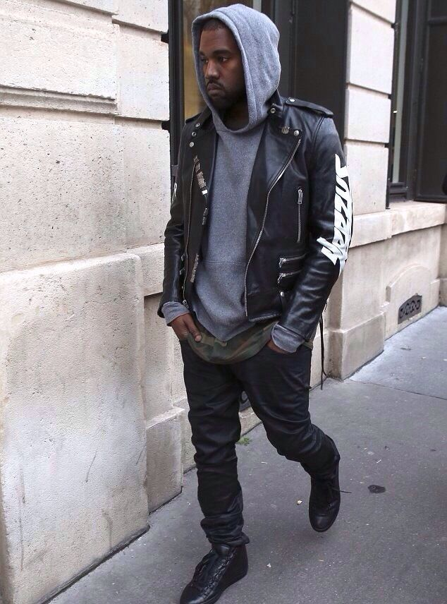 Kanye West Fashion Style Raddest Looks On The Internet Kanye