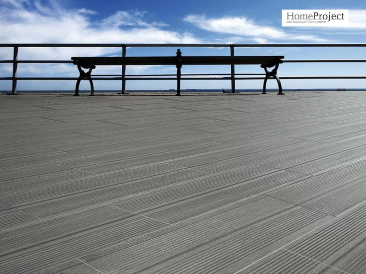 Carrelage Imitation Parquet Terrasse Ext Rieure Savoia Outside Cenere 15 X 60 Cm Homeproject