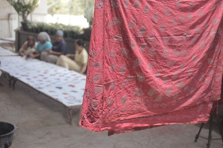 Batik Tulis Labako Khas Desa Sumberpakem