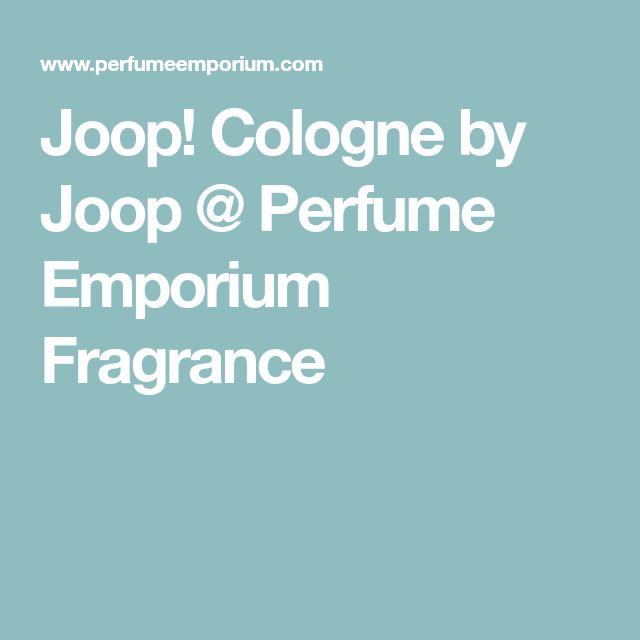 Joop! Cologne by Joop @ Perfume Emporium Fragrance