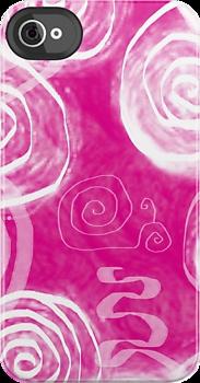 Snails Swirls by Samantha Aungle