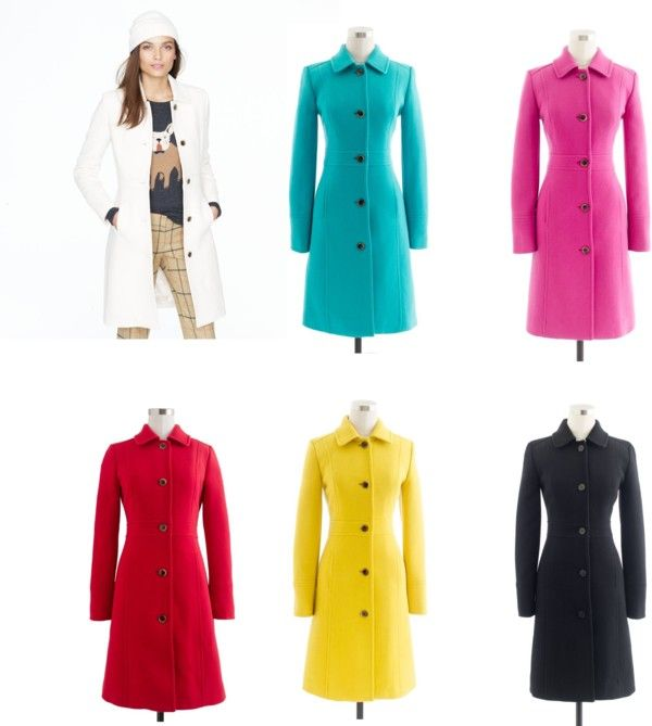 1000  ideas about Ladies Coats on Pinterest | White winter coat