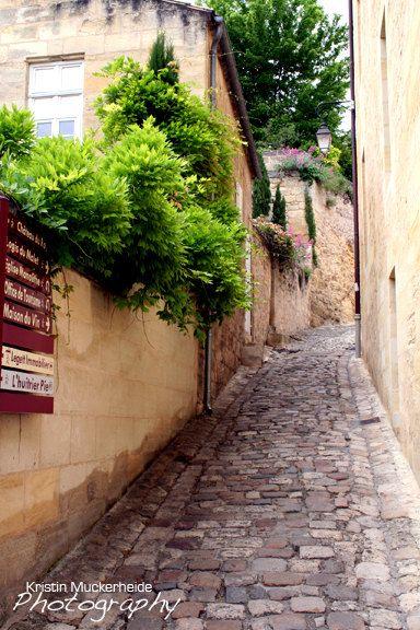 French wine country. St. Emilion, France.French Wine Country, Medieval French, French Street, Favorite Places, En France, Wine Travel, Saint Émilion, Wine Town, Fabulous France