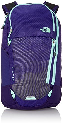 The North Face Pinyon Garnet Purple/Surf Green One Size