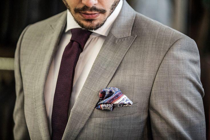 Grey ✔️ #details #fashionblogger