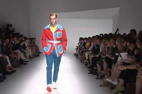 Milano Moda Uomo: Salvatore Ferragamo primavera/estate 2013