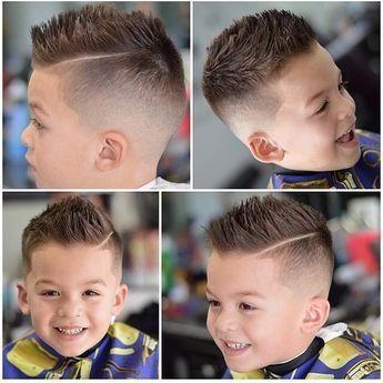 fotos de Corte de cabelo infantil 2018