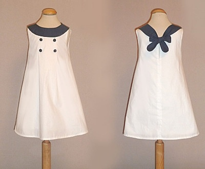 robe marine couleur marine