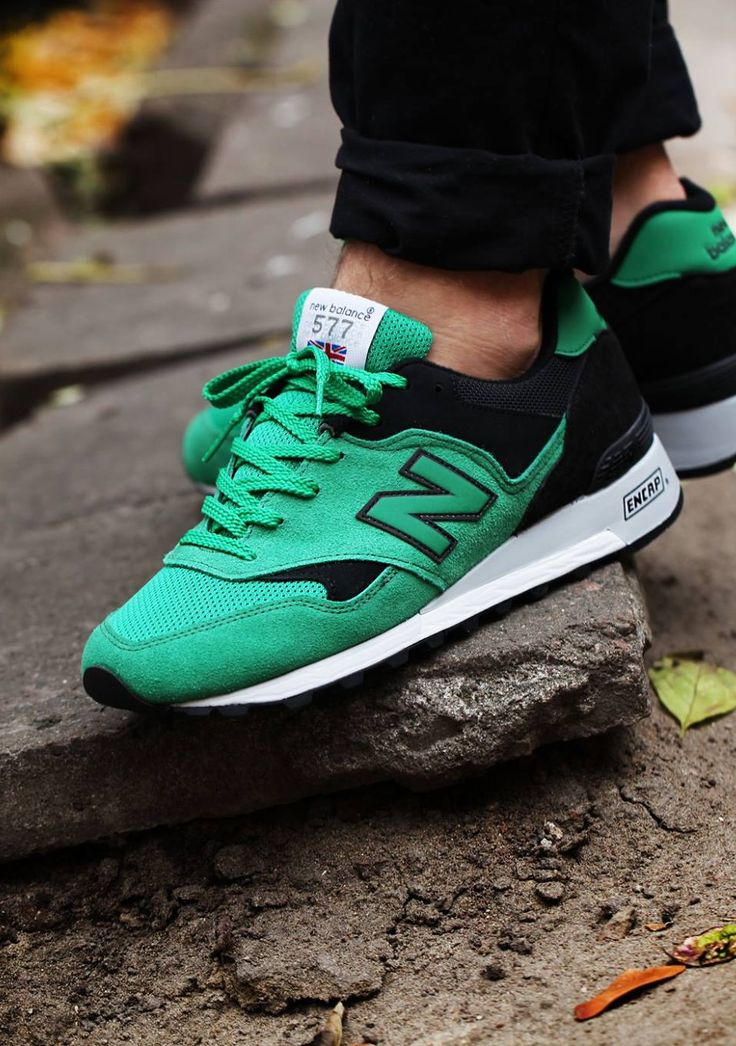 New Balance 577 'Made in England' Green/Black
