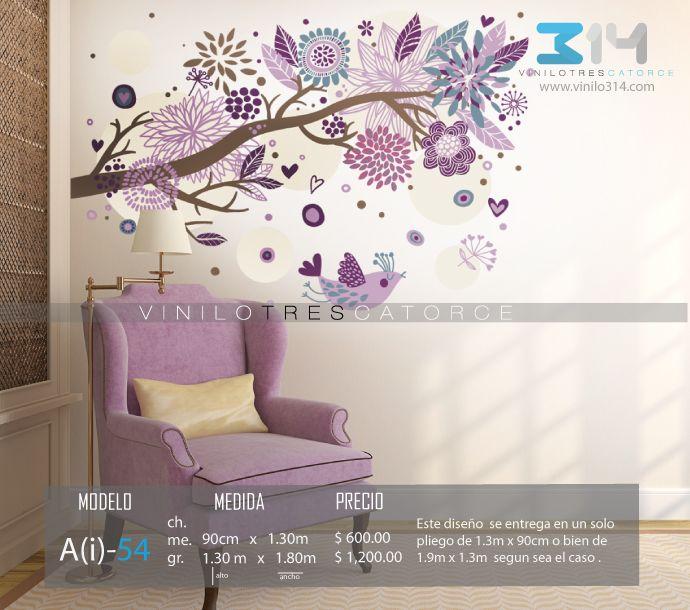 42 best vinilos decorativos arboles infantiles images on for Stickers decorativos pared