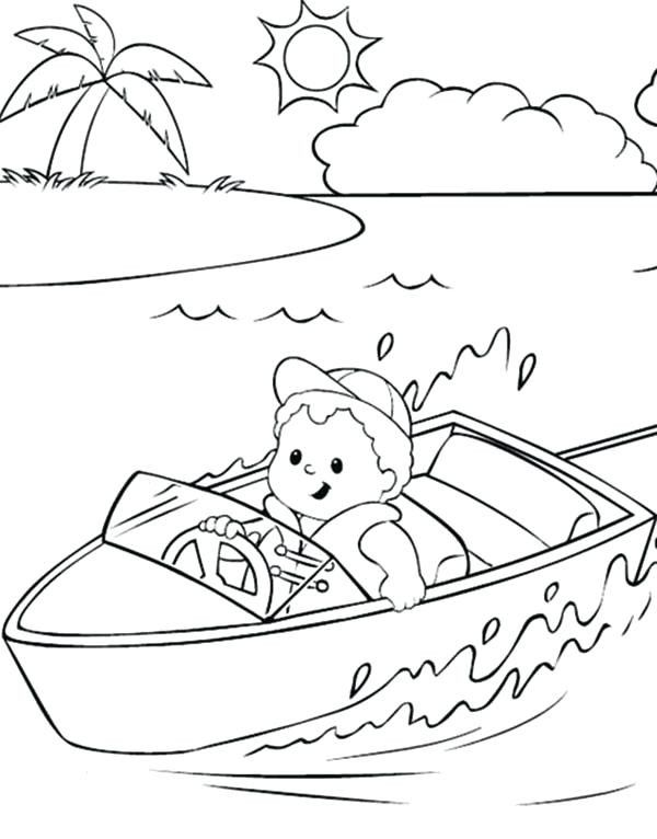 Best Ideas About Coloring Pages For Teens Speed Boats Save Or