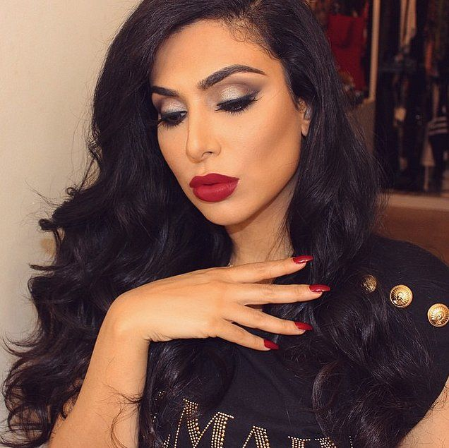 13 Middle Eastern Beauty Gurus We Can't Stop Watching: If you haven't figured it out by now, we're a little bit addicted to beauty bloggers here at POPSUGAR.