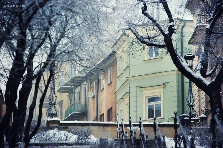 Zaułek Hartwigów #Lublin #architektura