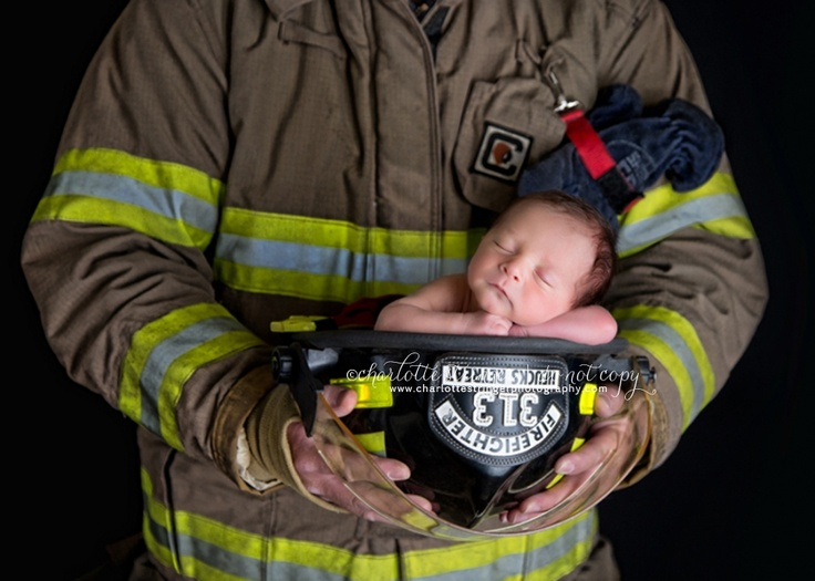firefighter baby... awww tht couldve been me!!!!