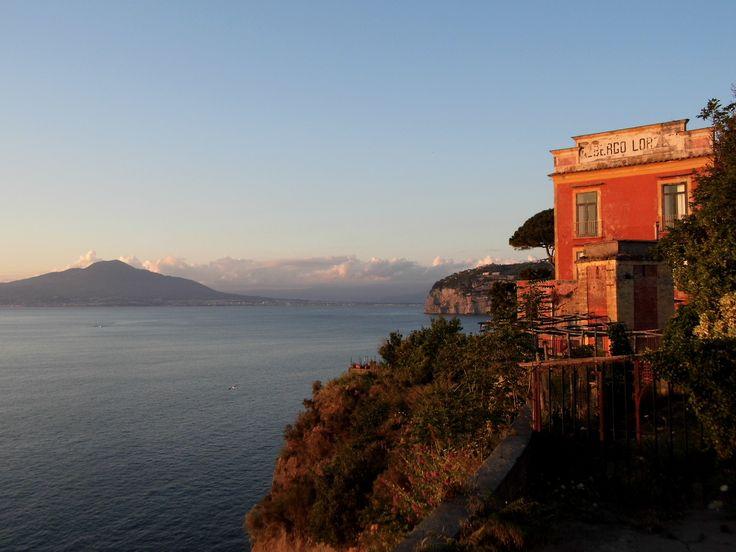 Bay of Naples, Sorrento, Italy