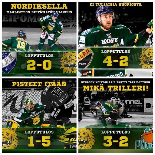 Final score pics for Instagram/Facebook.