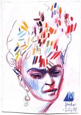 metamundus. Frida.