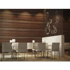 BESTSELLER Ebony wood, Macassar wood wall panels