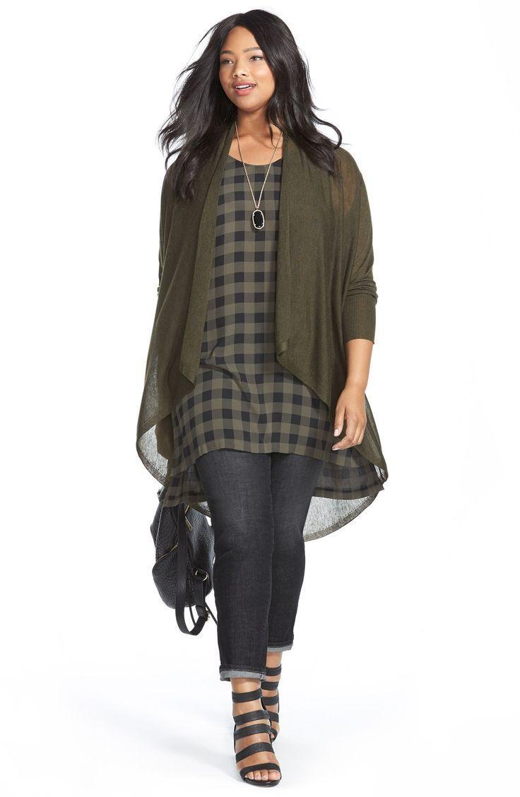 Best 25  Plus size cardigans ideas on Pinterest | Autumn fashion ...