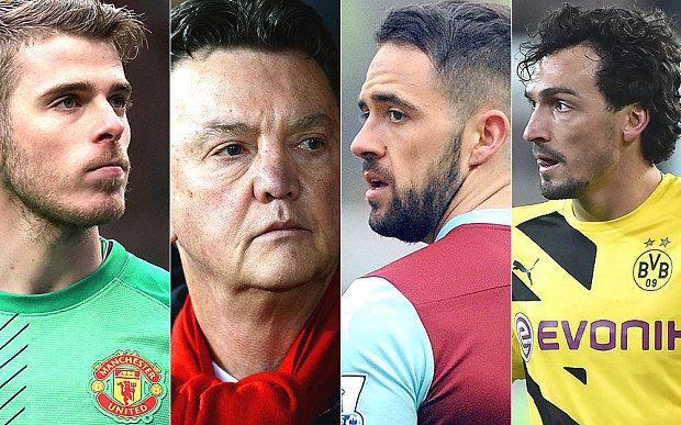 Man Utd transfer news: Louis van Gaal plans spending spree summit with Glazer family