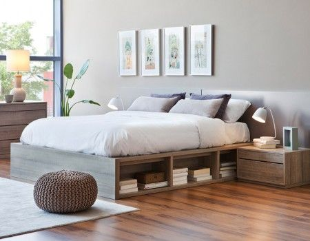 m s de 25 ideas fant sticas sobre camas de madera en