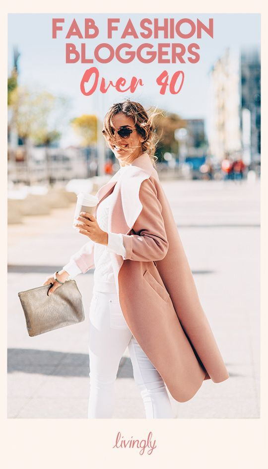 Fab Fashion Bloggers Over 40